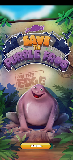 Save The Purple Frog