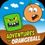 icon Adventures of Orange Ball