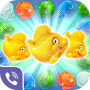 icon Viber Mermaid Puzzle Match 3