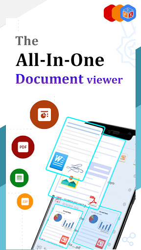All Documents Viewer - Docx, Xlsx, PPT, PDF Reader