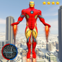 icon Iron Hero