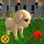 icon Virtual Pet Puppy 3D - Family Home Dog Care Game
