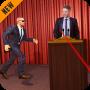 icon Virtual bodyguard simulator: security officer