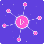 icon AA Glow Arrow Dots - Free New Games of the Month