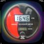 icon RPM Gauge - Digital Mobile Engine TachoMeter