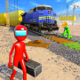 icon Grand Construction Excavator: Red Imposter Game