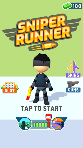 Sniper Runner