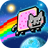 icon Nyan Cat: Lost In Space 9.3.2