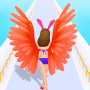 icon Angel Running
