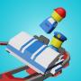 icon Crazy Coaster 3D