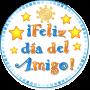 icon Feliz Dia del Amigo