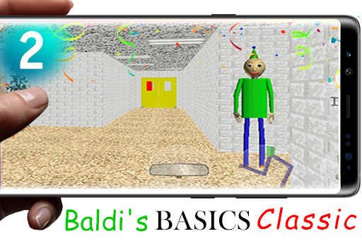 Baldi's Basics Classic 2