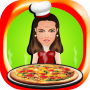 icon Cooking Game : Veggie Pizza