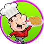icon Cooking Game : French fries