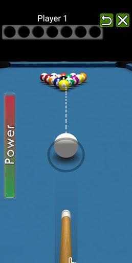 2 Player Billiards Offline