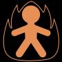 icon Burning man