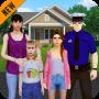 icon Virtual Police Dad Simulator