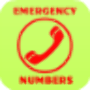 icon Emergency Numbers India
