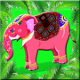 icon Cute Elephant Makeover