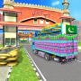 icon Indo Pak Truck Driver: Offroad Truck Driving Games