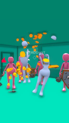 Axe Throw Run 3D