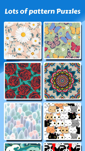 Jigsaw Puzzle HD for Adults Patterns Puzzles Game