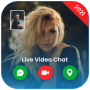 icon Video Call Advice and Live Chat with Video Call
