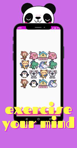 Memo game kawaii