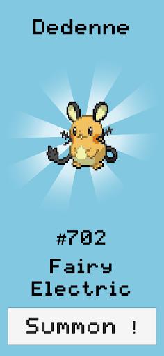 Pokémon Summon Simulator