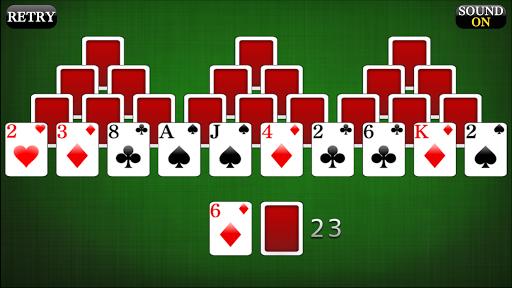 Tri Peaks [card game]