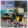 icon Drive Army Cargo Truck 2017