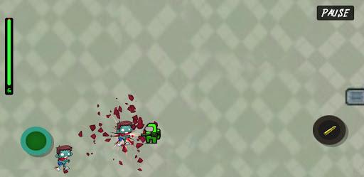Imposter Zombie Kill Among Us Mod