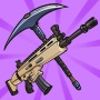 icon Mad GunZ - shooting games, online, Battle Royale