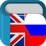 icon Russian English Dictionary
