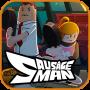 icon sausage man : 3d game