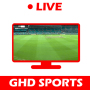 icon GHD Sports Guide :Live Tv App Cricket,IPL,Football