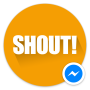 icon Shout! for Messenger