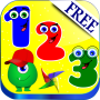 icon Kids Counting 123 Preschool