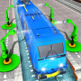 icon Advance Train Wash Simulator: Train Driving Games