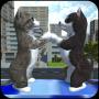 icon Cat & Puppy World