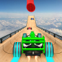 icon Formula Car Stunt Mega Ramp 3D