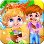 icon Twins babies Summer Day Beach Party Girls Games