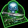 icon Green Hell Skull