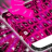 icon Pink Neon Keyboard 1.279.13.86