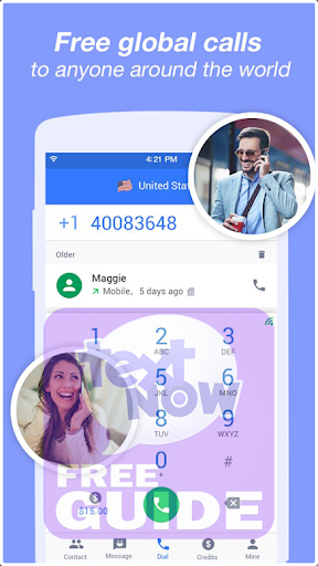 TextNow: Text Me free US Number Tips