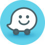 icon Waze - GPS, Maps & Traffic