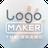 icon com.createlogo.logomaker 1.1.3