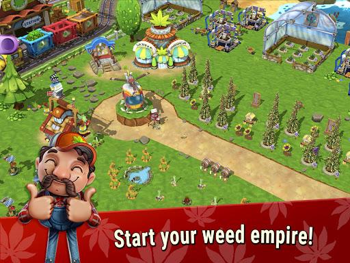CannaFarm - Weed Farming Game