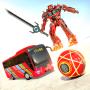 icon Fireball Bus Robot Game: Robot Transforming Games