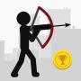 icon Stickman Arrow Master - Legendary